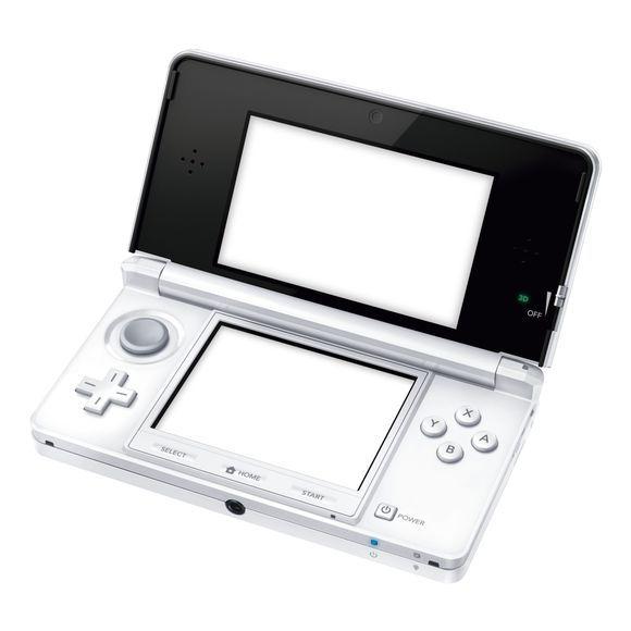 3ds weiss Nintendo 3DS in Weiß für 75€ (statt 120€)