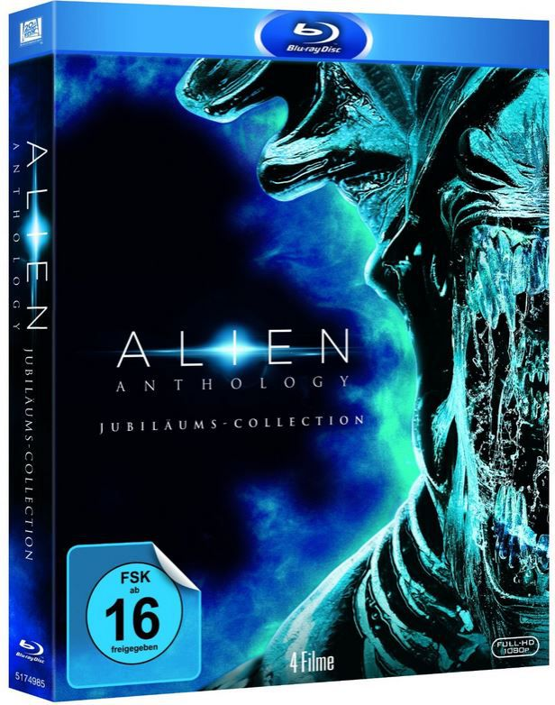 Alien Alien   Blu ray 35 Jahre Jubiläums Collection ab 20,99€