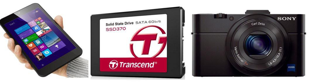 Transcend TS1TSSD370 interne 1TB SSD   bei den 80 Amazon Blitzangeboten bis 11Uhr