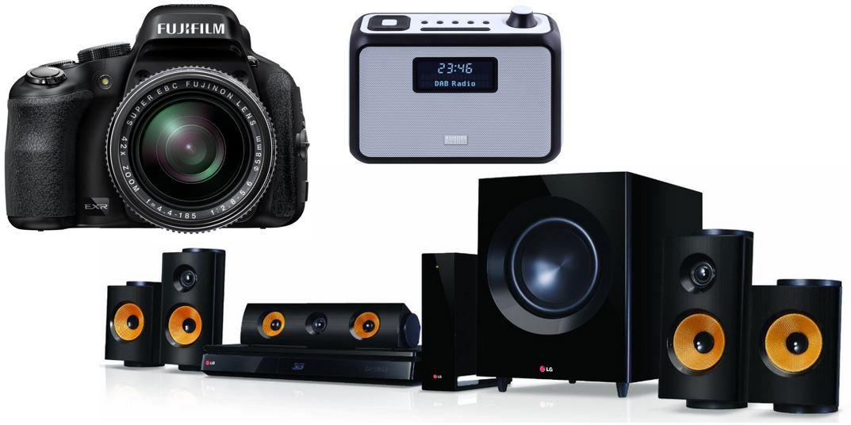 August MB400   DAB/DAB+/UKW Radio und Bluetooth NFC Lautsprecher für 37,99€   bei den 50 Amazon Blitzangeboten ab 18Uhr