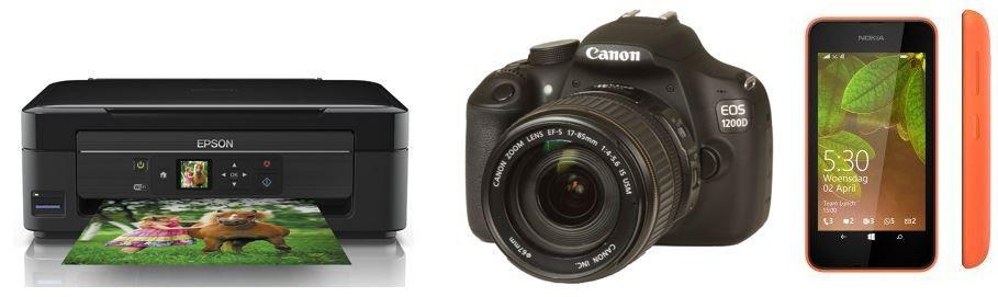 Canon EOS 1200D SLR Digitalkamera   bei den 78 Amazon Blitzangeboten bis 11Uhr