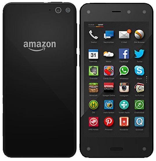 Amazon Fire Phone mit 32GB für 59,99€ (statt 109€)