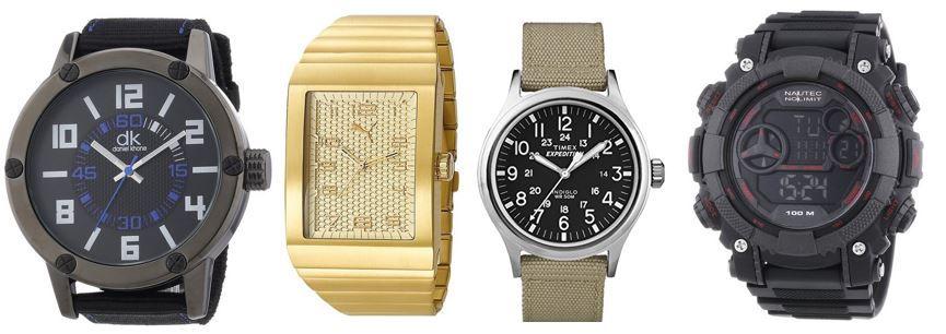 PUMA TIME Herren Uhr statt 75€ für 60€ bei den Amazon Mode  und Markenuhren zu Spitzenpreisen Aktion heute
