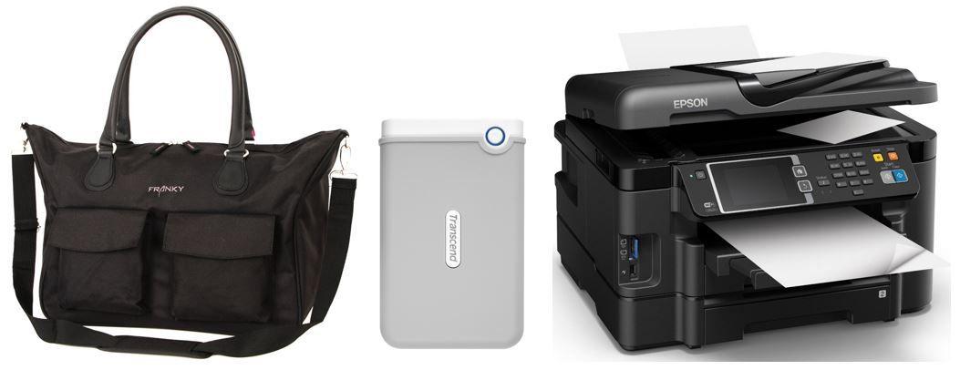 Epson WF 3640DTWF Multifunktionsgerät mit 30€ Cashback – bei den 129 Amazon Blitzangeboten bis 11Uhr