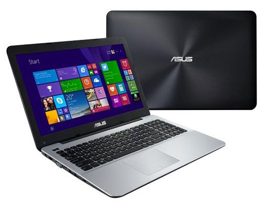 Asus F555LN DM268H Asus F555LN DM268H   15 Zoll Full HD Notebook (2,7 GHz, 4GB, 500GB, GF 840M, Win 8.1) für 444€