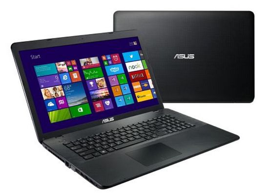 Asus F751LN T4095H   17 Zoll Full HD Notebook (3,1 GHz, 8GB Ram, 1TB, 840M 2GB, Win 8.1) für 699€