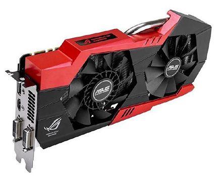 Asus GeForce GTX 760 Striker ROG 4GB GDDR5 Grafikkarte für 191,99€