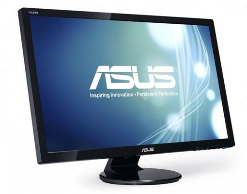 Asus VE278H Asus VE278H   27 Zoll Full HD Monitor mit TN Panel für 189€