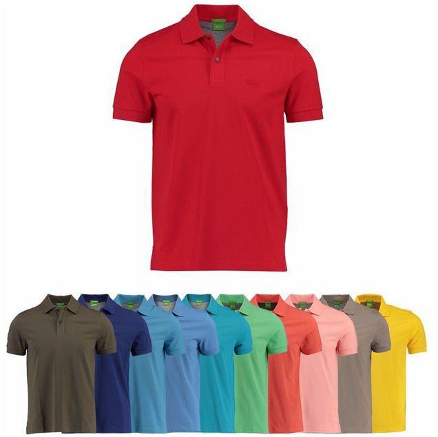 BOSS C Firenze BOSS C Firenze   Herren Poloshirt in 11 Farben für je 40€