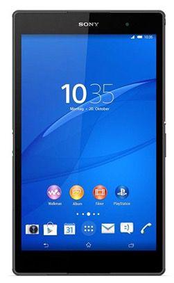 Sony Xperia Z3 Compact   8 Zoll Tablet 16GB für 249,90€ (statt 288€)