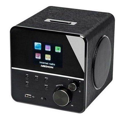 Medion Life P85040 WLAN Internetradio für 88,89 (statt 114€)