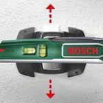Bosch PLL 5 Laser-Wasserwaage mit Wandhalterung für 24,90€ (statt 32€)