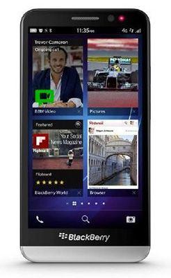 BlackBerry Z30 Business Smartphone für 249,90€