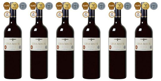 6 Flaschen Bodegas Olarra Ursa Maior Rioja DOCa Reserva Rotwein ab 27,44€