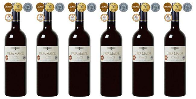 Bodegas Olarra 6 Flaschen Bodegas Olarra Ursa Maior Rioja DOCa Reserva Rotwein ab 27,44€