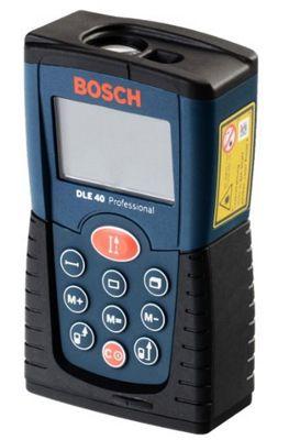 Bosch DLE 40 Laser Entfernungsmesser bis 40m für 55€