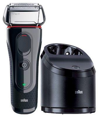 Braun Series 5 5070cc Rasierer mit Reinigungsstation für 103,48€