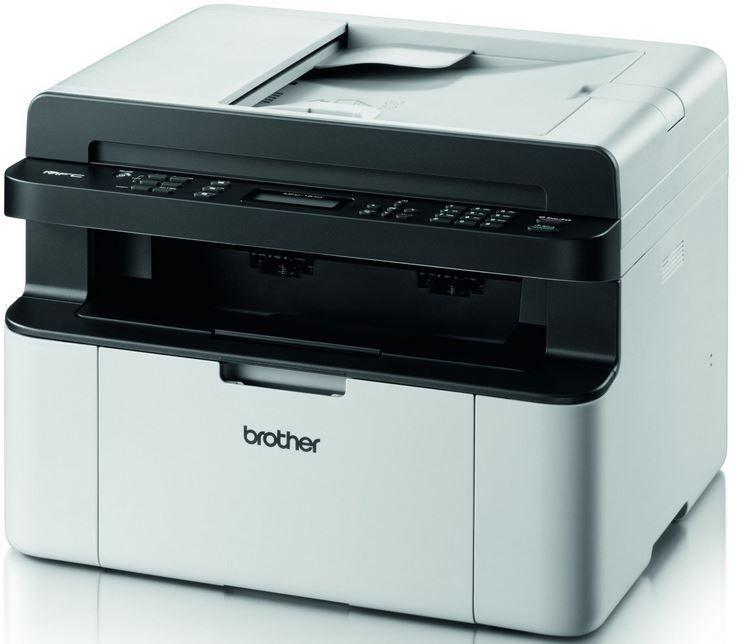 Brother Laserdrucker Brother MFC 1810  Multifunktionsgerät mit Drucker, Scanner, Kopierer und Fax für 77,77€