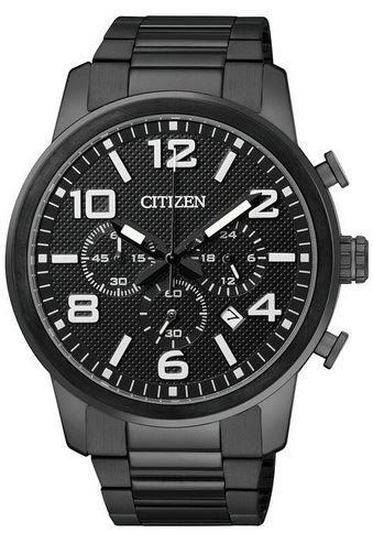 Citizen AN8055 57E einen Herren XL Quarz Chronographen für 99,99€