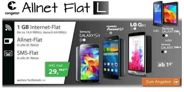 Congsat Flat L