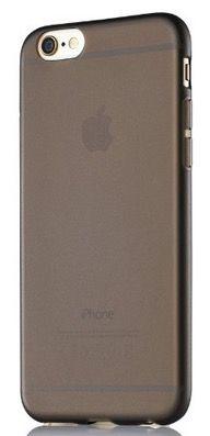 Schnell! iPhone 6 Softcase (1mm) in Schwarz für 1,99€