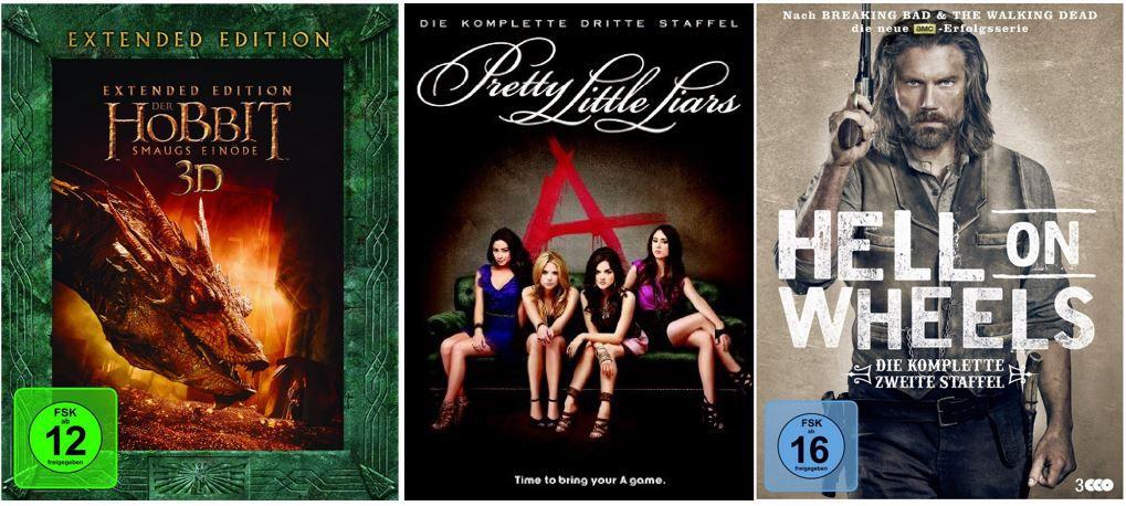 Hell on Wheels pro Staffel ab 19,97€ bei den Amazon DVD und Blu ray Angeboten der Woche