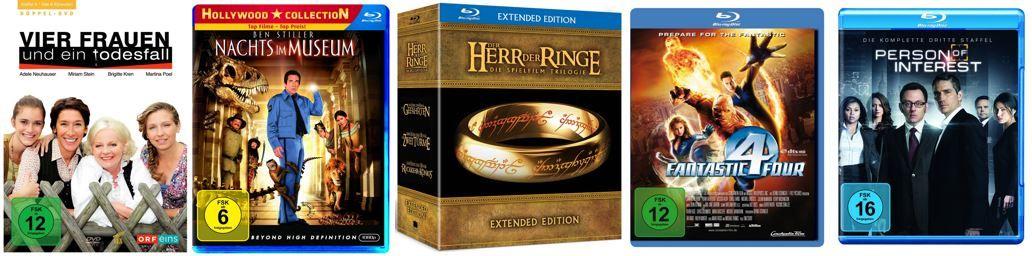 DVD Blu ray angebote Person of Interest   dritte Staffel ab 22,97€ bei den Amazon DVD und Blu ray Angeboten der Woche