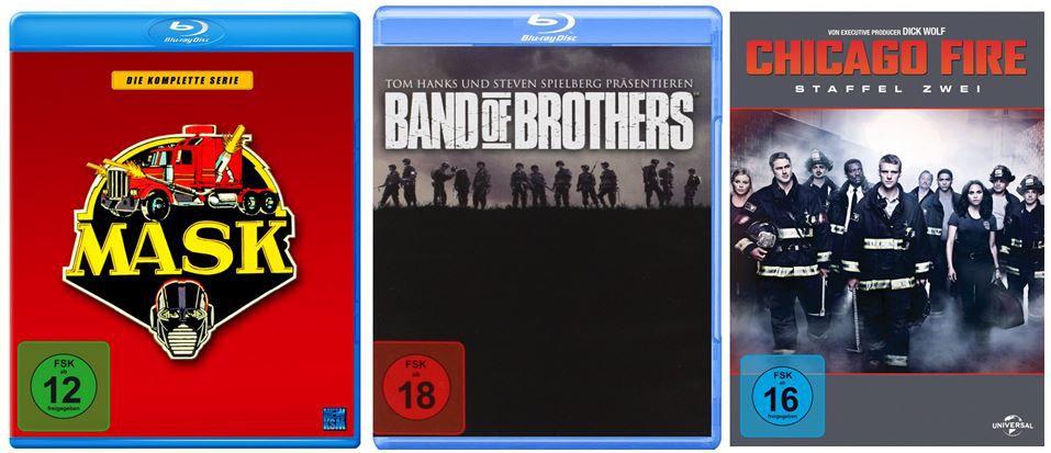 FSK 18 Filme zum Sonderpreis und mehr Amazon DVD oder Blu ray Angebote