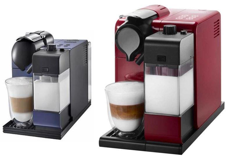 DeLonghi EN 520.BL Nespresso Lattissima + Milchschaum System für 133€ + ev. 200 Kapseln gratis