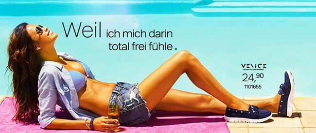Deichmann Deichmann: 5€ Gutschein mit 20€ MBW + keine Versandkosten