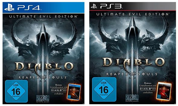 Diablo 3: Reaper of Souls   Ultimate Evil Edition (PS / Xbox) ab 19,99€