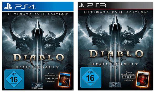 Diablo 3 Diablo 3: Reaper of Souls   Ultimate Evil Edition (PS / Xbox) ab 19,99€