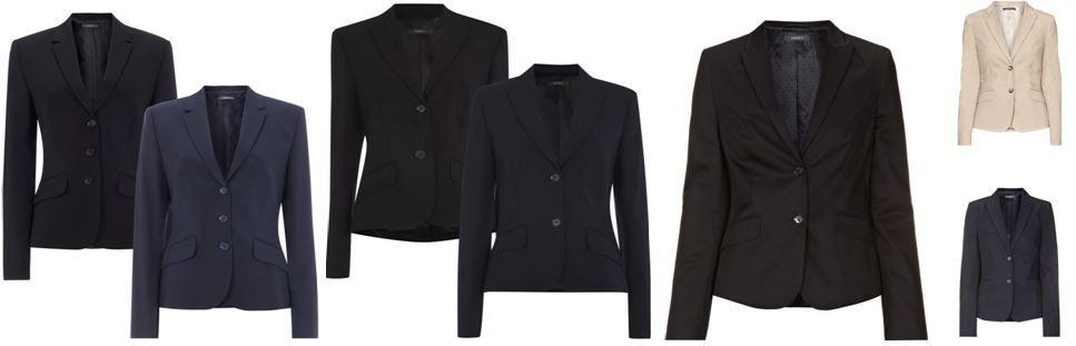 ESPRIT Collection   7 Modelle Damen Blazer für je nur 49,90€