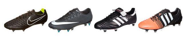 20% Rabatt auf Stollen Fußballschuhe bei Outfitter