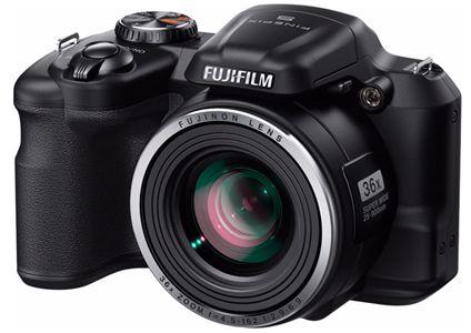 Fujifilm FinePix S8600 Komptaktkamera ab 89,99€   16 MP, 36 fach opt. Zoom, 3 Zoll LCD Display