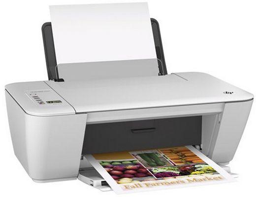 HP Deskjet 2540 HP Deskjet 2540 All in One Drucker mit WLAN für 34,90€   generalüberholt, Drucker, Scanner, Kopierer