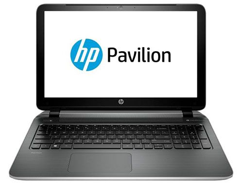 HP Pavilion 15 p125ng   15 Zoll Full HD Notebook (2,7 GHz, 8GB Ram, 750GB, GeForce 840M 2GB) für 419€