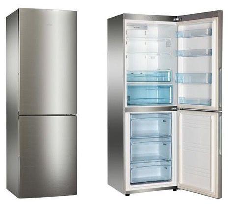 Haier CFE633CSE Haier CFE633CSE Kühlgefrierkombi mit NoFrost für 289€
