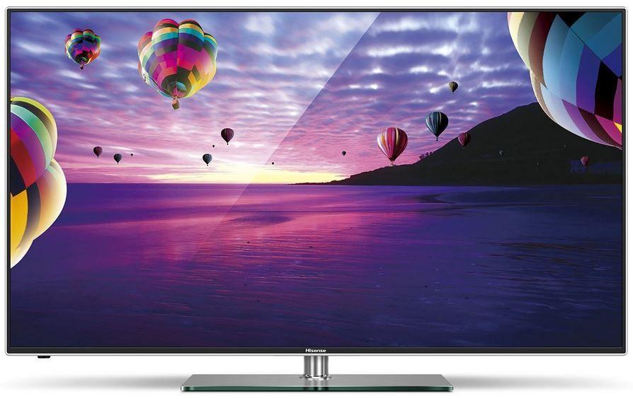 Hisense LTDN50K680   50 Zoll Ultra HD 4K 3D Wlan Smart TV für nur 429,99€   Update