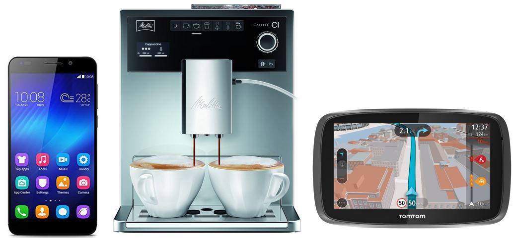 Honor 6 Smartphone für 269,99€   bei den 61 Amazon Blitzangeboten bis 19Uhr