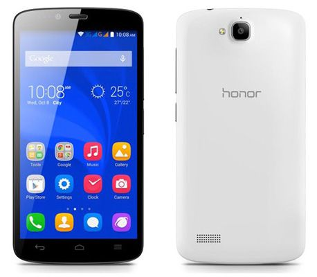 Huawei Honor Holly   Smartphone (5 Zoll, 1,3 GHz, 1GB Ram, 16GB, Android 4.4) ab 92,49€