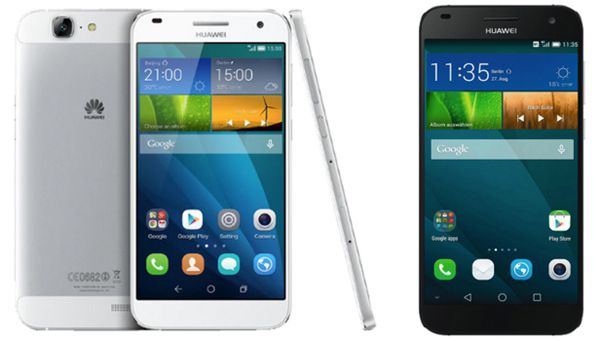 Huawei Ascend G7 für 208,88€   5,5 Zoll, 1,2 GHz, 2GB Ram, 16GB, Android 4.4
