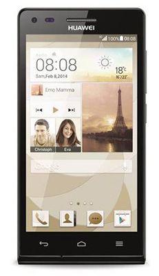 Huawei Ascend P7 mini für 107,95€   4,5 Zoll, 8GB, LTE, Android 4.3