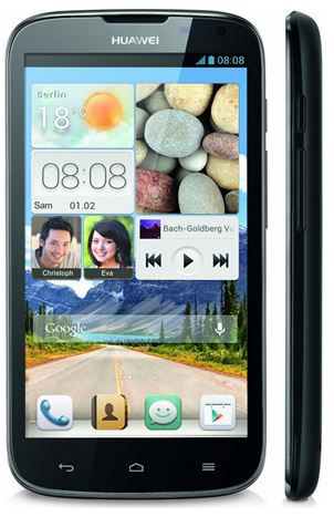 Huawei Ascend G610   Dual SIM Android Smartphone für 81,86€