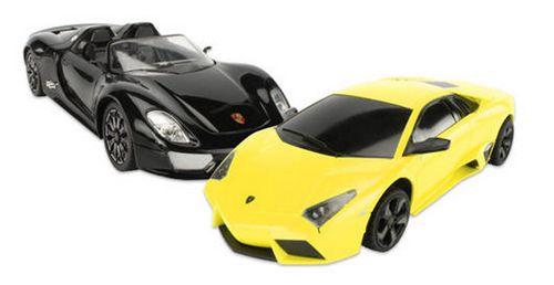 HyCell Modellautos HyCell Lamborghini Reventon + Porsche 918 Spyder Modellautos für 12,99€