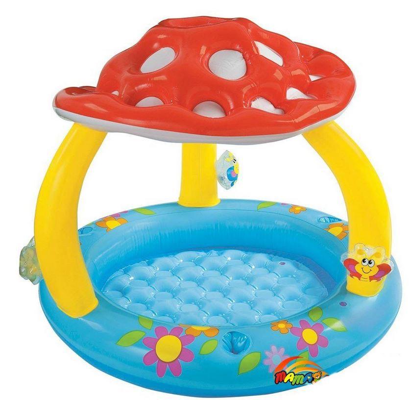 Intex Schwimmbad Pilz für Babys ab 7,99€
