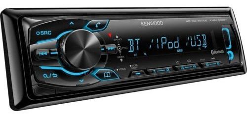 Kenwood KMM 302BT Autoradio für 74,90€   Bluetooth, USB, AUX, Media Tuner