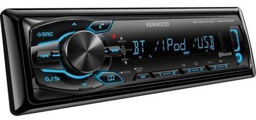 Kenwood KMM 302BT Autoradio für 74,90€   Bluetooth, USB, AUX, Media Tuner