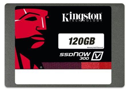 Kingston SSDNow V300   120GB SSD für 48,33€ (statt 68€)