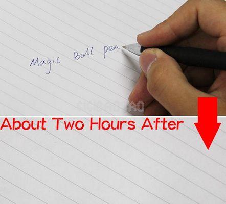 Kugelschreiber Kugelschreiber mit magischer Tinte für 1,21€   China Gadget!